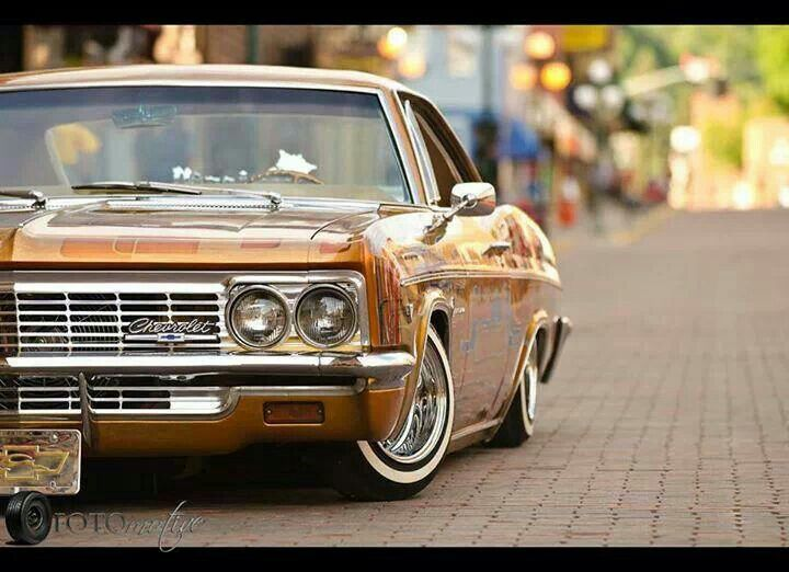 1966 Custom Impala.... LowRider