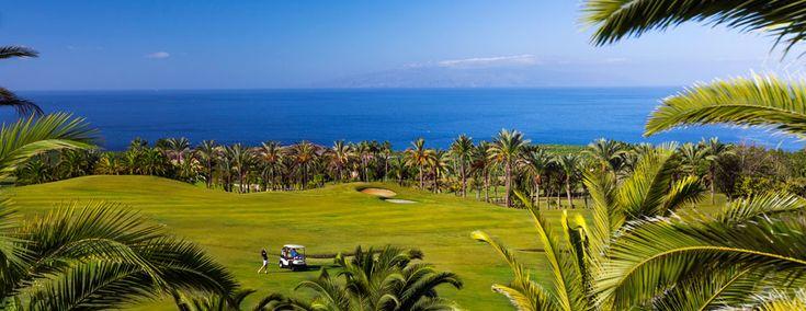 ABAMA Golf, Tenerife, Islas Canarias / Canary Islands / Teneriffa, Kanarische Inseln