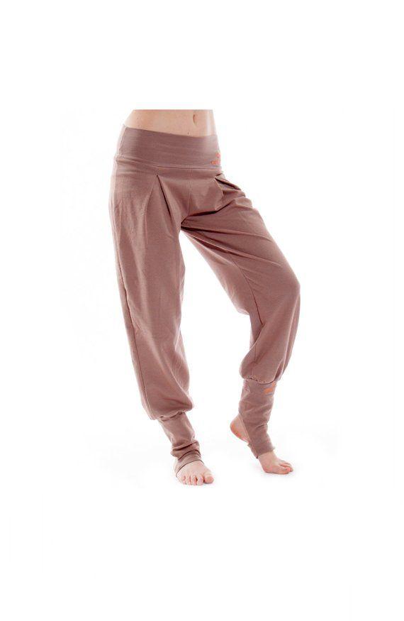066cbc865f Loose Yoga Pants, Yoga Pants, Women Sport Pants, Plus Size Pants, Organic