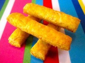 Healthy Snacks: Carrot Sticks for Kids