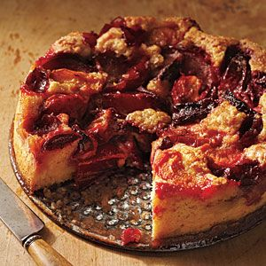 Plum Recipes | Plum Kuchen | CookingLight.com
