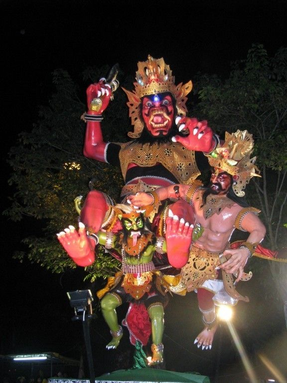 Ogoh Ogoh - The Pulse of Bali
