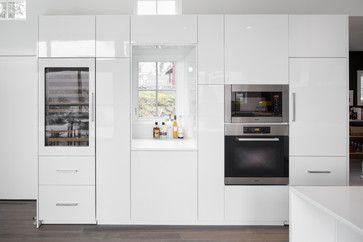 Vanillawood contemporary-kitchen