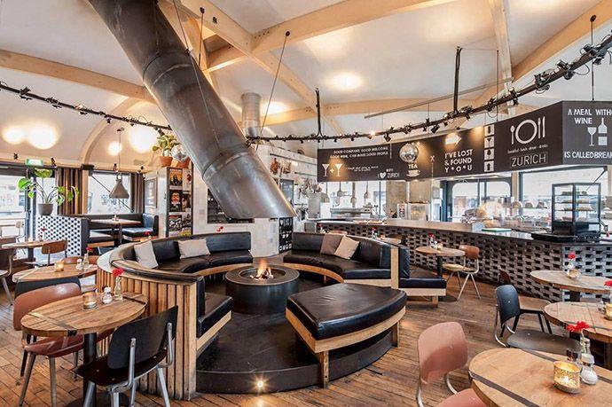 cafe Zürich