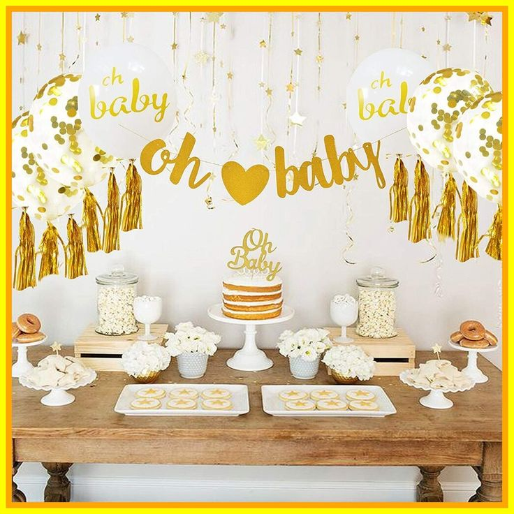 83 reference of baby shower neutral decorations uk in 2020