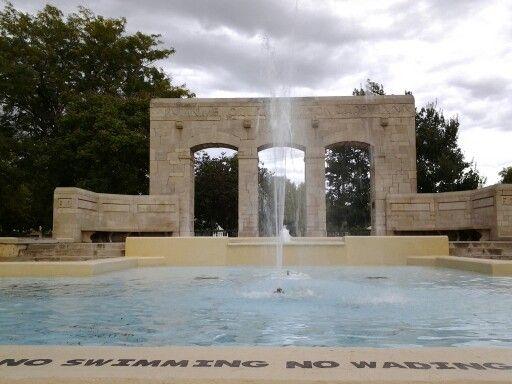 Carey Park In Hutchinson Kansas