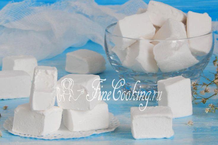 Домашний зефир Маршмеллоу (Marshmallow)