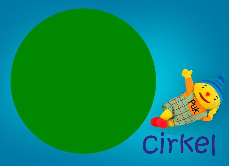 Rekenprikkels - cirkel