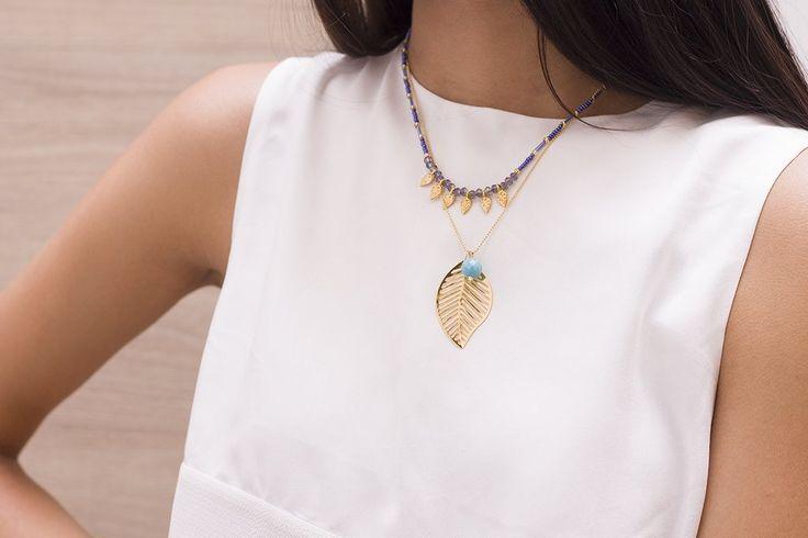 CADENITA HOJA - Comprar en accesorios Ave Maria