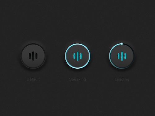 UI design - Micro interface