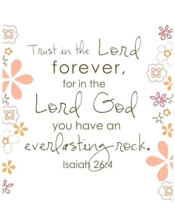 TRUE THAT!!! #verseoftheday #Isaiah #trustingGod Love y'all!!!!! ~JR<3 xx