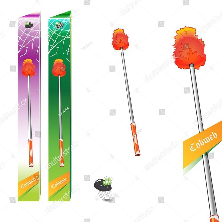 Cobweb Duster (Logo + Duster + Spider + 2x Variations) #polish #website #stick #holder #spider #net #peel #business #gripe #vector #presentation #arm #studio #cobweb #pick #tissue #social #clean #bail #grip #pare #handle #pull #best #duster #box #creative #chart #latest #sweep #brush #spiderweb #industrial #web #design #colorful #home #shaft #art #knob #package #logo #powder #hand #product #infographic #shutterstock