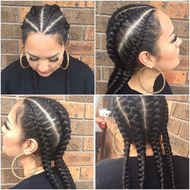 Top 100 kanekalon hair photos Cornrows with extensions @braeartistry for being such an amazing client and thanks for supporting my hustle  #mypassion #myhustle #mygrind #cornrows #kanekalonhair #ghanabraids #braidsngiftsbymk See more http://wumann.com/top-100-kanekalon-hair-photos/