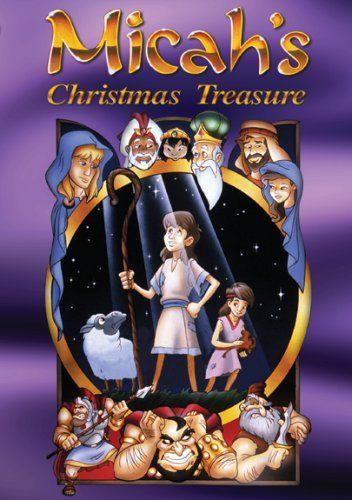 Micah's Christmas Treasure - Christian Movie/Film on DVD. http://www.christianfilmdatabase.com/review/micahs-christmas-treasure/