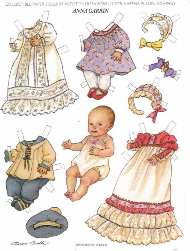 free paper dolls