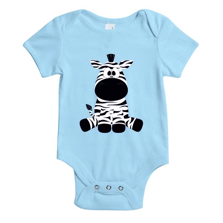 Baby rompertje - zebra