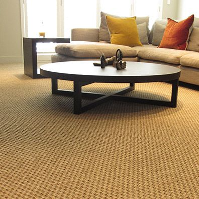 Bristol is a gorgeous 100% sisal product. This carpet adds a warm honey tone that works well with the ambient Autumnal colours, used throughout this home.   Interior Designer: Andrew Melville  PRODUCT: Sisal  COLOUR: Bristol  http://artisanflooring.co.nz/rugs/100453/
