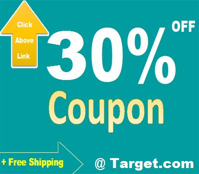 Target Promo codes help you to save the major amount of cash whenever  shopping online.