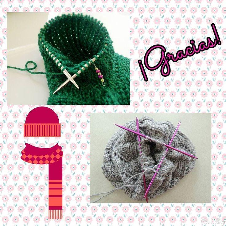 Gracias a todos los que confiais en mi para tejer y mejorar así mi habilidad! // Thank you very much to those who trust in me to knit. Thank you for giving me the chance to improve  #tricot #gracias @melibeasawyer #tejer #tejermola #tejeresmisuperpoder #tejemosysomosmodernos #tejidoamano #hechoamano #tricotar #knitting #iloveknitting #thankyou #iknitting #instaknitting #knittersofinstagram #baftani