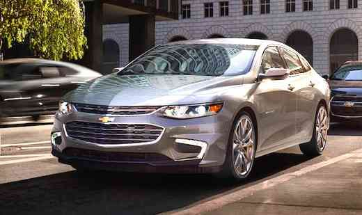2018 Chevrolet Malibu 4dr Sdn Hybrid With Images Chevrolet