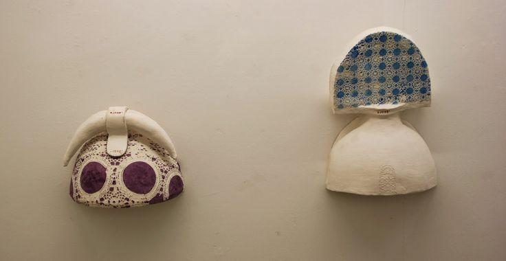 http://elenaarmellini.blogspot.it art, bildhauerei, ceramic, installazione, venezia