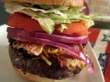 Lea & Perrins Bacon and Cheese Burgers. This is our FAVE recipe for grilling burgers.