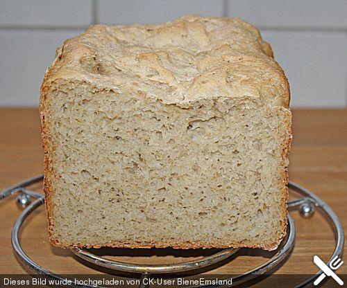 Haferflockenbrot für den Brotbackautomaten (Rezept mit Bild) | Chefkoch.de