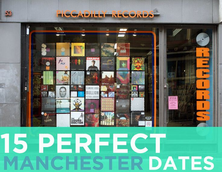 15 Marvellous Manchester Date Locations
