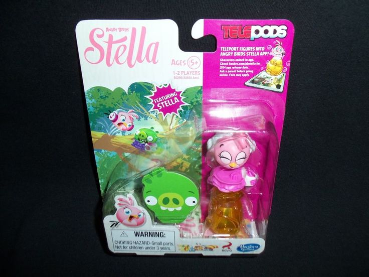 1000 ideas about Angry Birds Stella on Pinterest