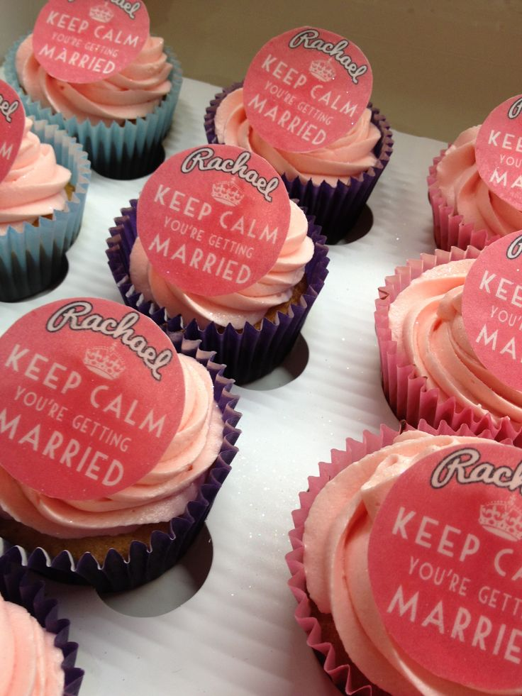 These would be perfect for your hen party tea party after your spa day!