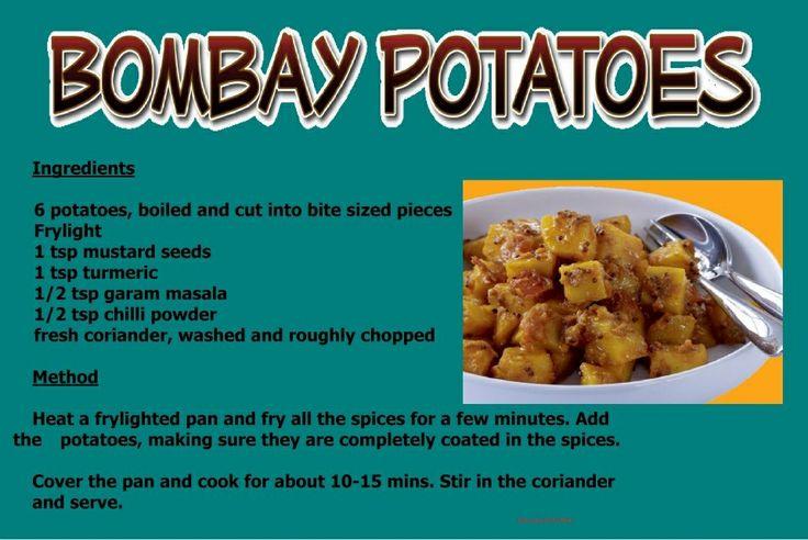 SW Bombay potato
