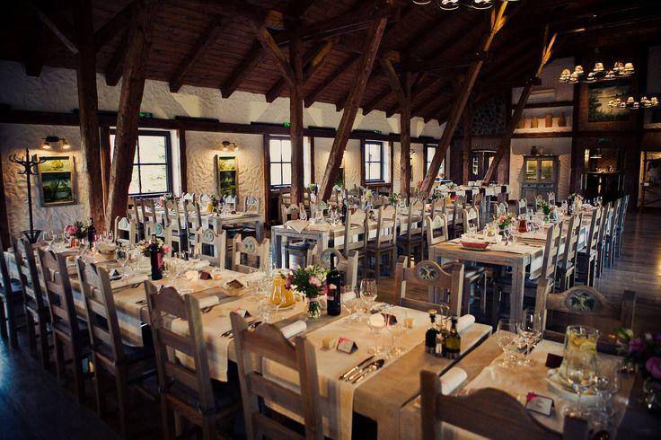 20 miejsc na wesele rustykalne w Polsce | Szalona Panna Młoda