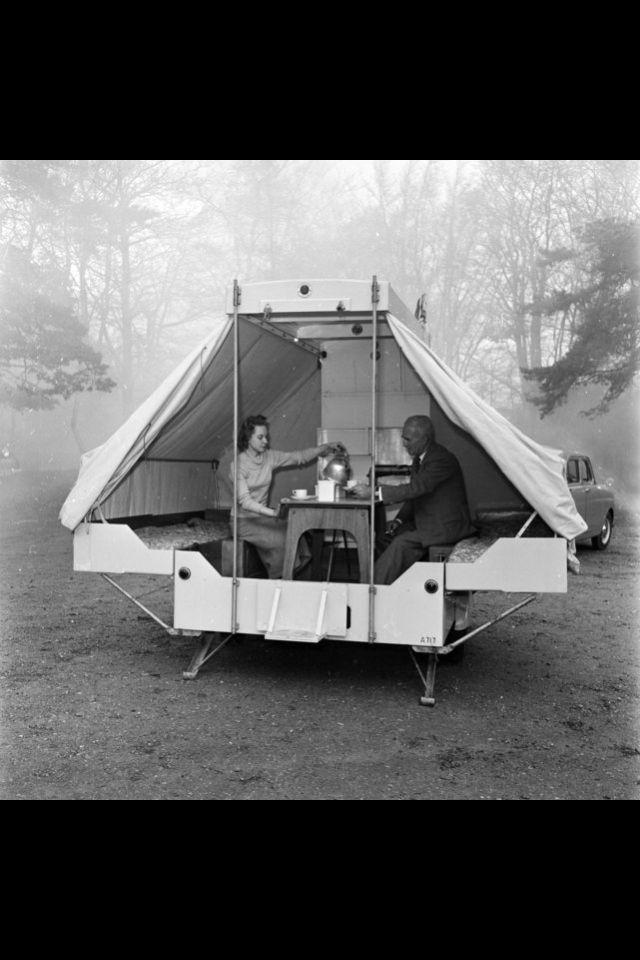 #vintage #camping