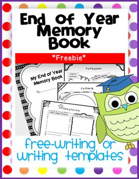 end of year memory book 324 best end of the school year activities images on 6533