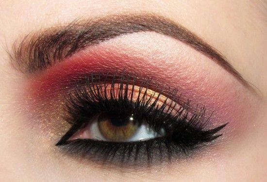 Pretty for hazel eyes