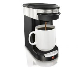 Personal Cup™ One Cup Pod Brewer (49970) i so want this for work!!!