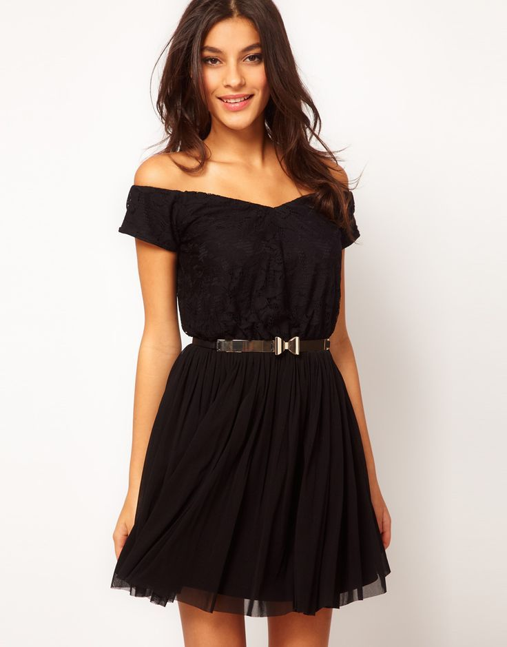 Lace dress asos next day delivery
