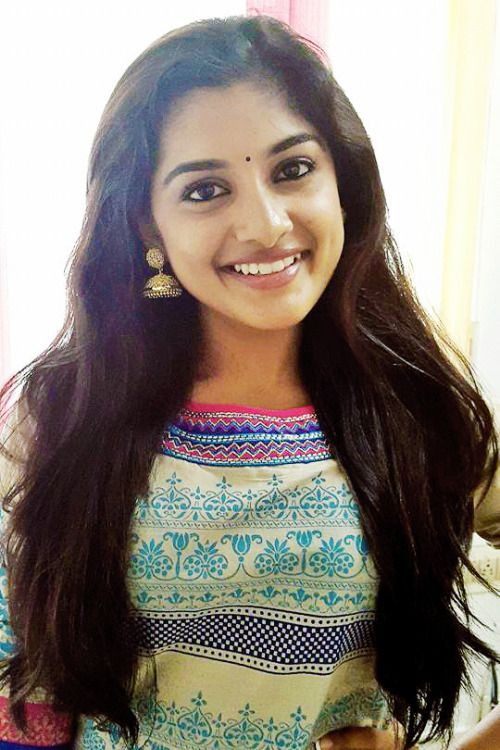 Image result for Nivetha Thomas wants to be famous in Telugu and Tamil