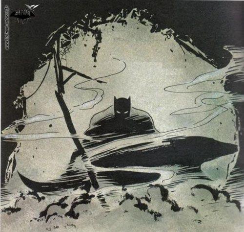 Batman: Year One, Franck Miller & David Mazzucchelli