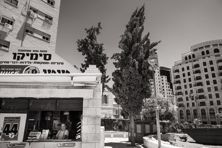 Dirk Goldbach, Lottery, Jerusalem, Israel, 2014-06-26