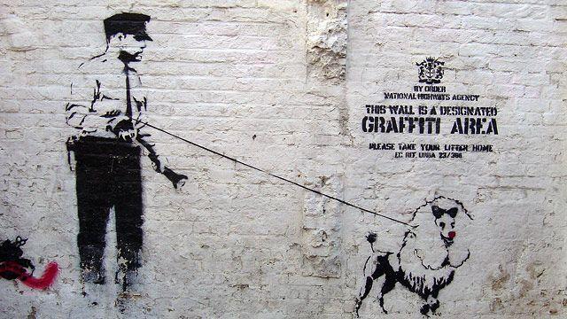 See an ever-changing urban art landscape on a walking tour around the best street art in London. Discover hidden Banksy art, wall murals & modern sculpture