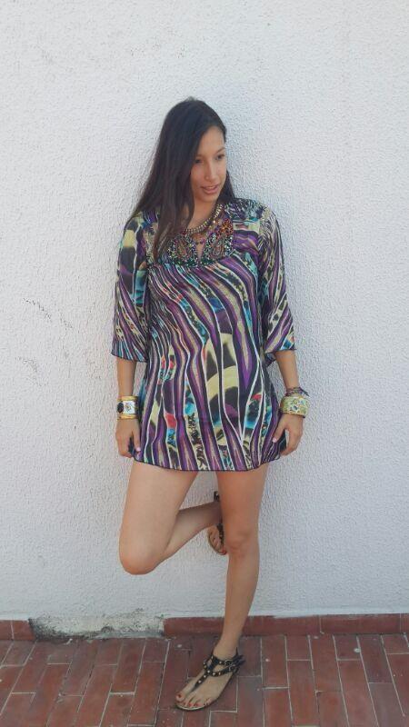 Vestidos cortos Goa