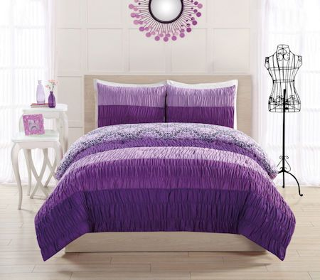 17 best images about teen girl bedding sets on pinterest twin comforter sets quilt sets and for Teenage girl bedroom comforter sets