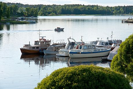 Go boating in Hamina!