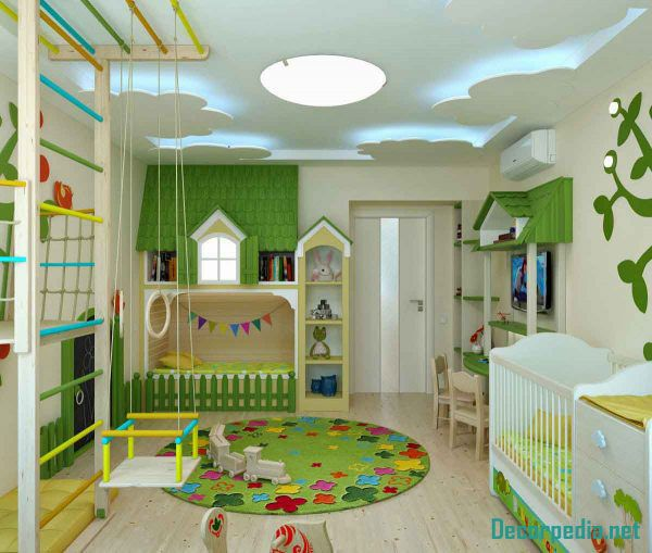 The Best Kids Room Ceiling Designs And Ideas 2019 Kid Room Decor