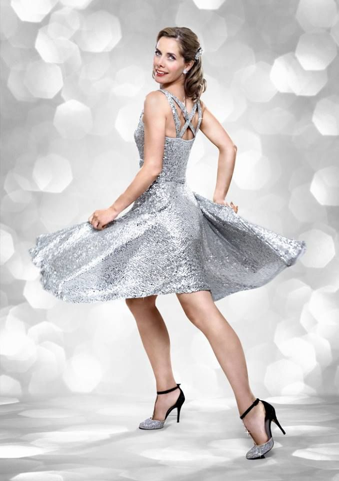 Darcy Bussell - ex prima ballerina and Strictly judge