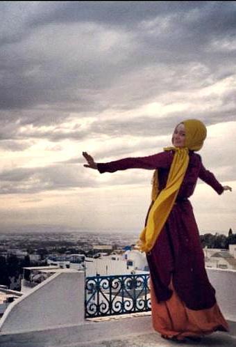 Turkish hijab! My new way of wearing the hijab :)...beautiful