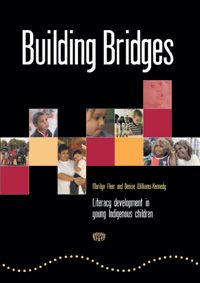 Building Bridges book and DVD pack - Building bridges: Literacy development in young Indigenous children builds the bridge between what Indigenous parents and their communities see as important about what their young children know and are able to do, and the teaching and learning process currently followed in preschools.