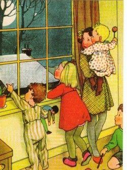 wat zal ik vragen aan Sinterklaas,of wat zou Sint mij geven,want Sint moet naar zoveel kindertjes............                lb xxx.