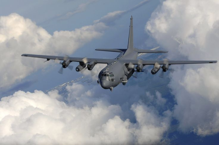 An AC-130U gunship from the 4th Special Operations Squadron, flies near Hurlburt Field, Fla., Aug. 20. The AC-130 gunship's primary missions are close air support, air interdiction and force protection.